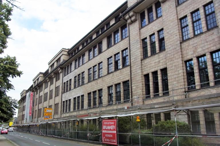Angemörtelte Fassadenbekleidungen